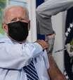 Biden recebe dose de reforço de vacina anti-Covid nos EUA