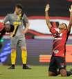 Athletico-PR supera o Peñarol e vai à final da Sul-Americana