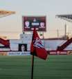 Zagueiro do Atlético-GO segue internado em estado grave