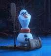 Olaf recria animações clássicas em trailer de nova série da Disney