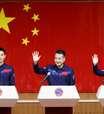 China enviará três astronautas a estação espacial no sábado