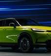 Honda revela novo HR-V elétrico em duas versões na China