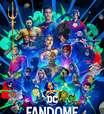 DC FanDome traz novidades de filmes, séries, games e quadrinhos neste sábado
