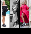 Tênis + vestido: combo atrai famosas até em casamentos