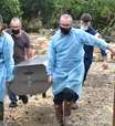 Tempestades deixam ao menos 1 morto no sul da Itália