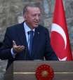 Erdogan desiste de expulsar embaixadores dos EUA e mais 9 países