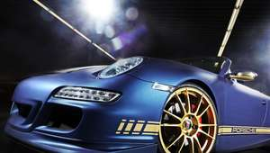 Tuning impactante. Porsche 997 Cabriolet