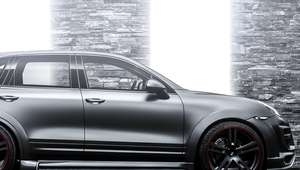 El nuevo Porsche Cayenne parece un auto futurista