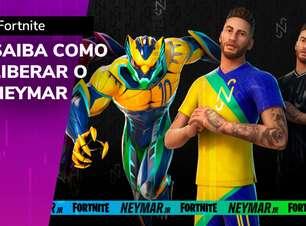 Saiba como jogar com Neymar em Fortnite