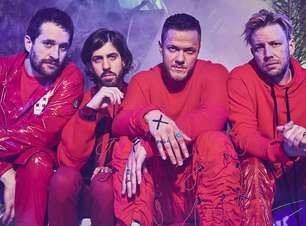 Imagine Dragons estreia no Rock in Rio com coleção de hits