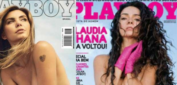 Leticia Datena, Cláudia Ohana e mais: veja capas da Playboy