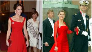 Duelo real: ¿Qué reina luce mejor vestida de rojo? ¡Vota!