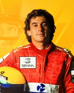 Horizon Chase recebe expansão com Ayrton Senna
