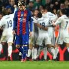 Ramos salva Real de novo no fim e empata clássico com Barça