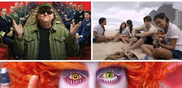 La vuelta de Alicia y un documental de Michael Moore en ...