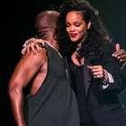 Rihanna sí votaría por Kanye West para presidente en el 2020
