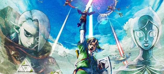 Análise: The Legend of Zelda: Skyward Sword HD