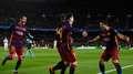 ¡Un bello show! Barcelona da cátedra y golea a la Roma