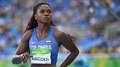 Caterine Ibargüen gana el título olímpico de triple salto