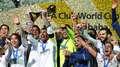 Galería: Así celebró el Real Madrid el Mundial de Clubes