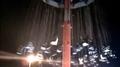 Juego mecánico de 'sillas voladoras' se cae en China