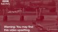 Una mujer saltó al Támesis durante el atentado de Londres