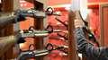Interesse por armas cresce em lojas, mas preço assusta