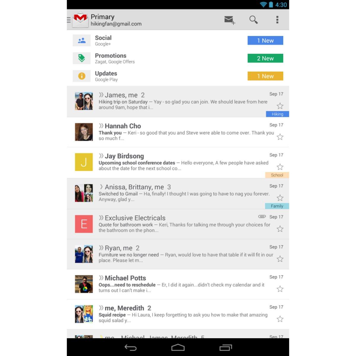 Google é acusado de invasão de privacidade por anúncios do Gmail