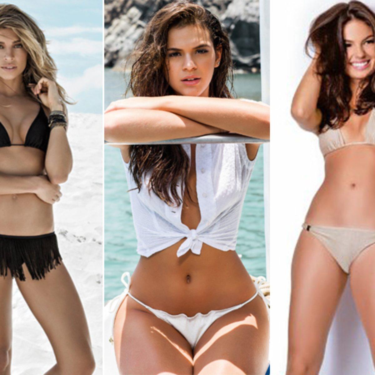 Ana Carolina Dias Pelada Fotos vip': com marquezine em 1º, veja lista das 100 mais sexy