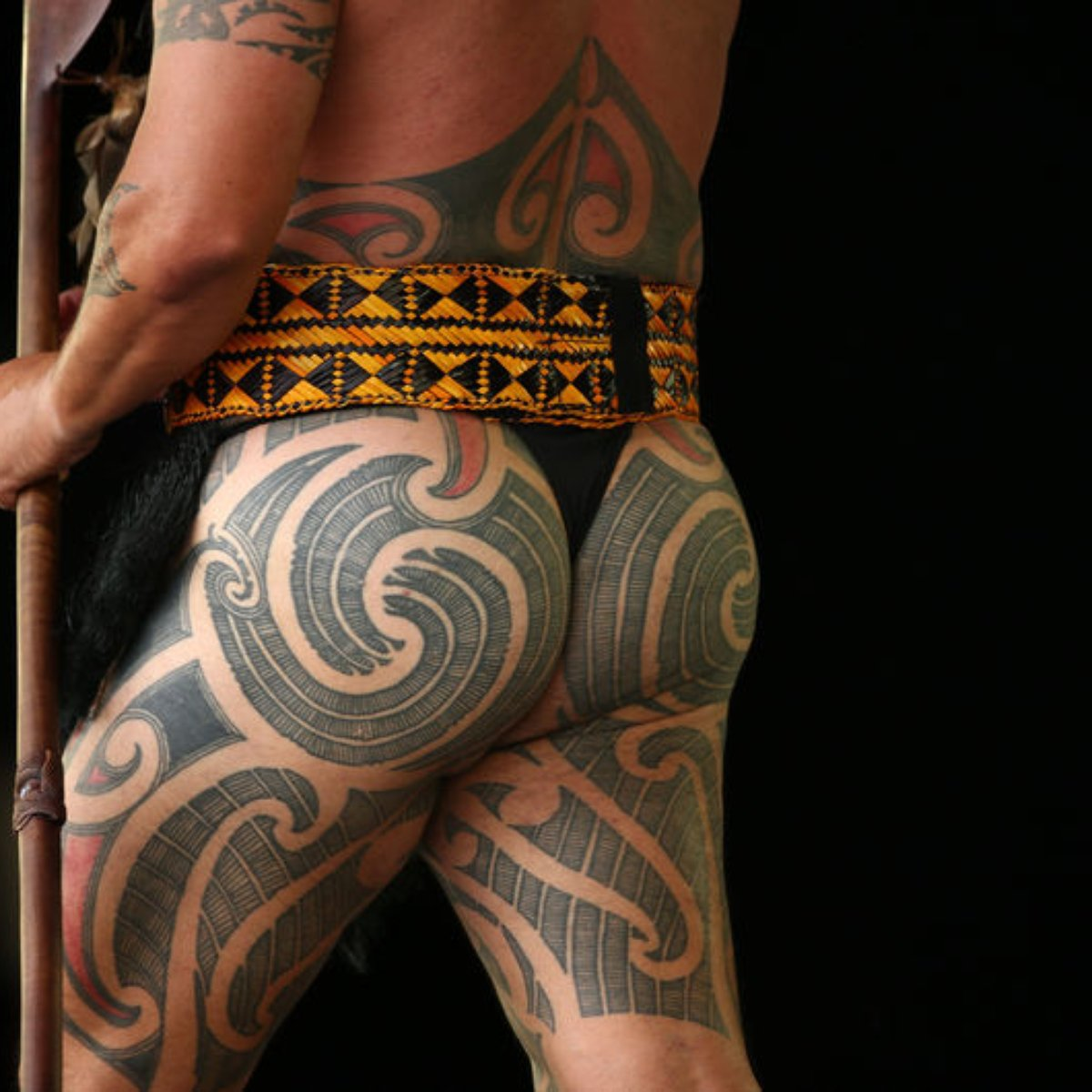 Quer Fazer Tatuagem Maori Conheça Símbolos E Significados