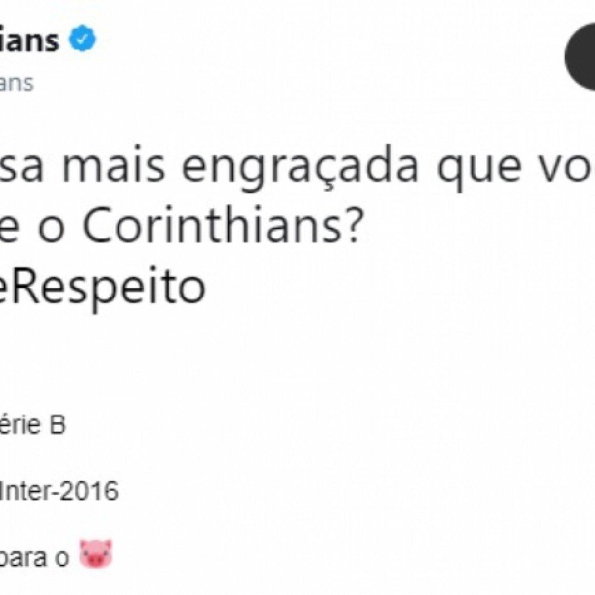 Corinthians Festeja Título Com Ironia E Provocações Aos