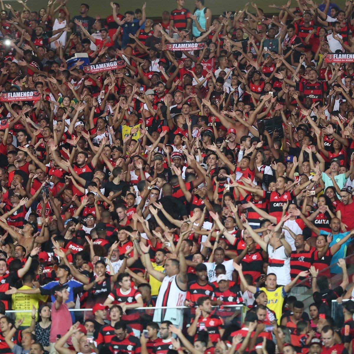 Datafolha: torcida do Flamengo continua a maior do Brasil