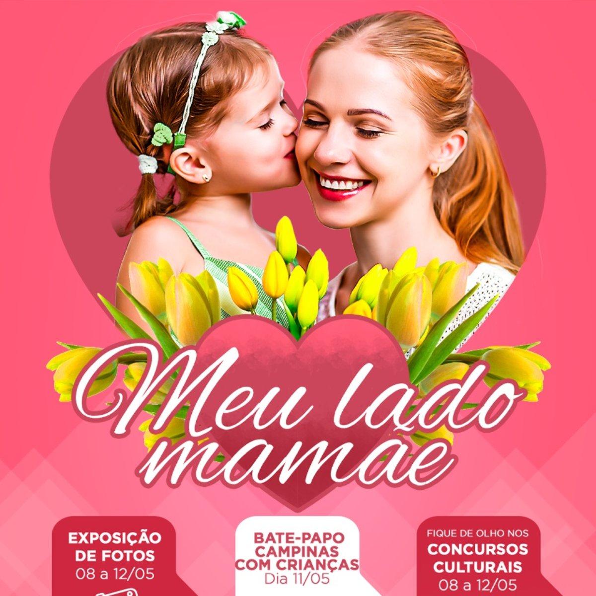 6fa0223a4 Semana das Mães terá programação especial no Shopping Prado Boulevard