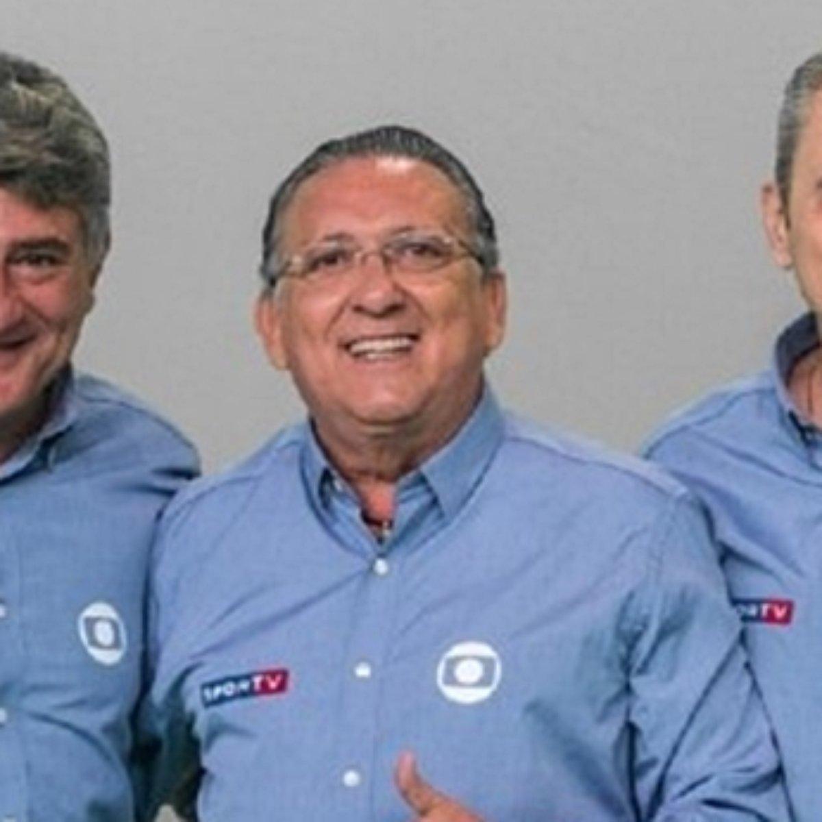 Copa Cléber E Luís Roberto Merecem Narrar Jogo Da Seleção