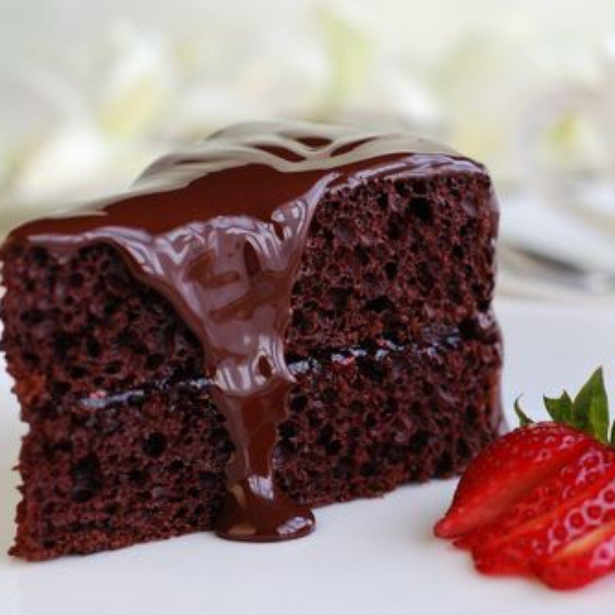 db5d091a6 Receita de bolo de chocolate fofinho: como fazer