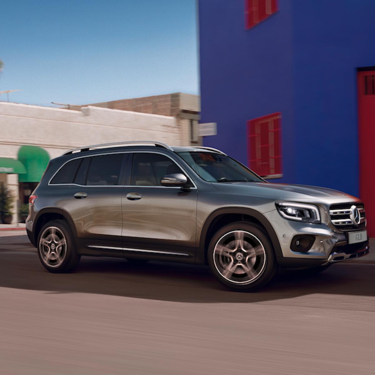 Mercedes Inicia Pre Venda Do Glb 200 Seu Novo Suv 7 Lugares