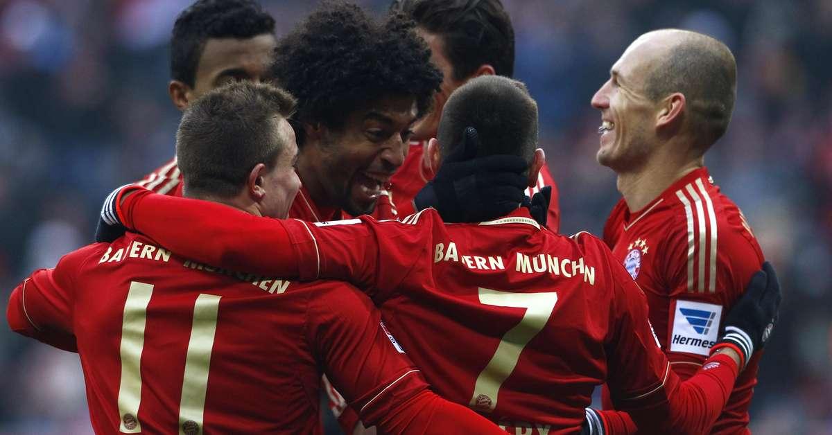 Bayern Werder 2021