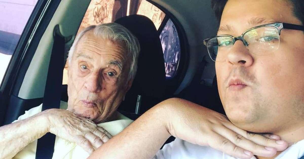Orlando Drummond, o 'Seu Peru', faz 99 anos e ganha ...