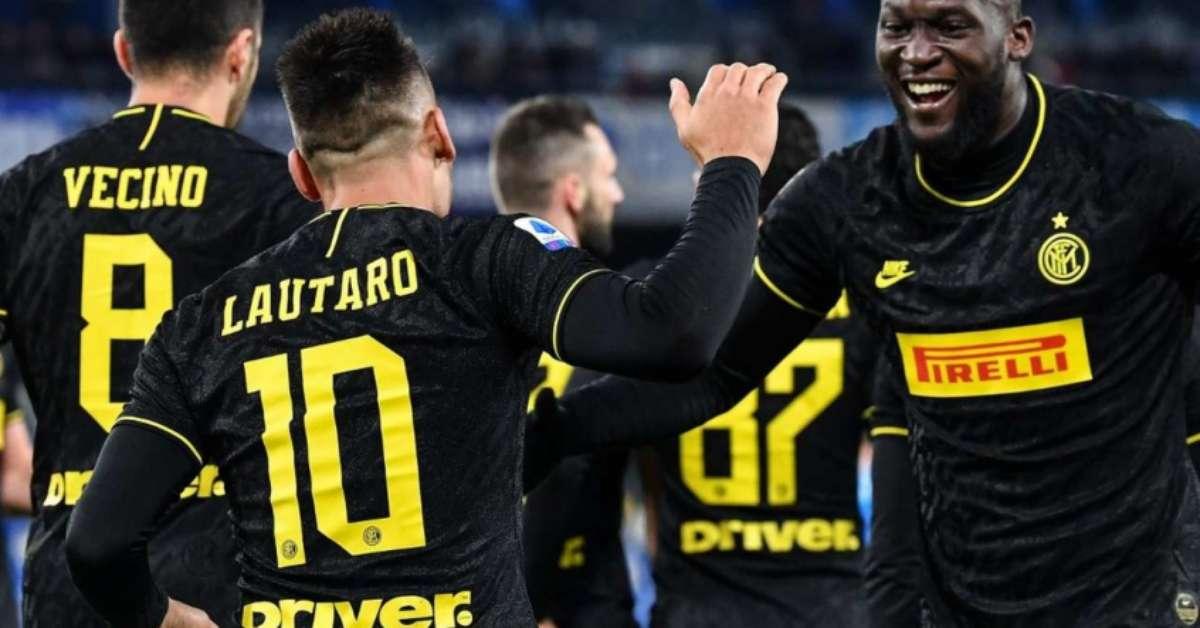 Dupla Lu La Ataca Novamente Inter Vence O Napoli E Volta