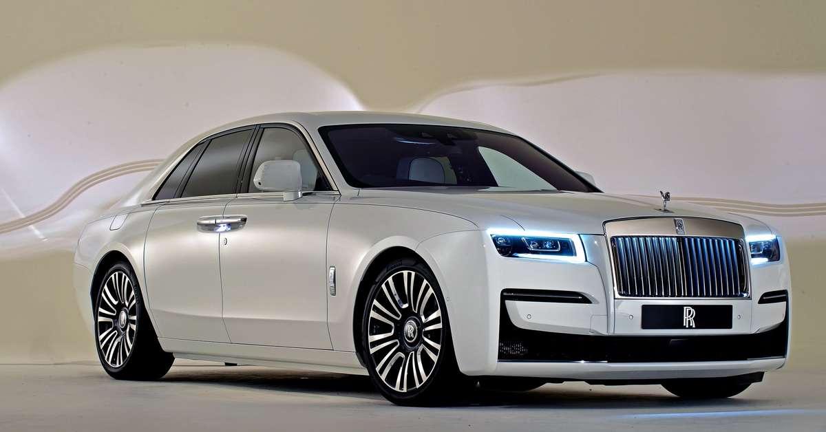 Novo Rolls Royce De R 4 Milhoes Tem Teto Com 850 Estrelas