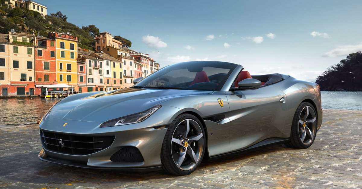 Ferrari Portofino M E Evolucao Do Gt E Chega Com 620 Cavalos