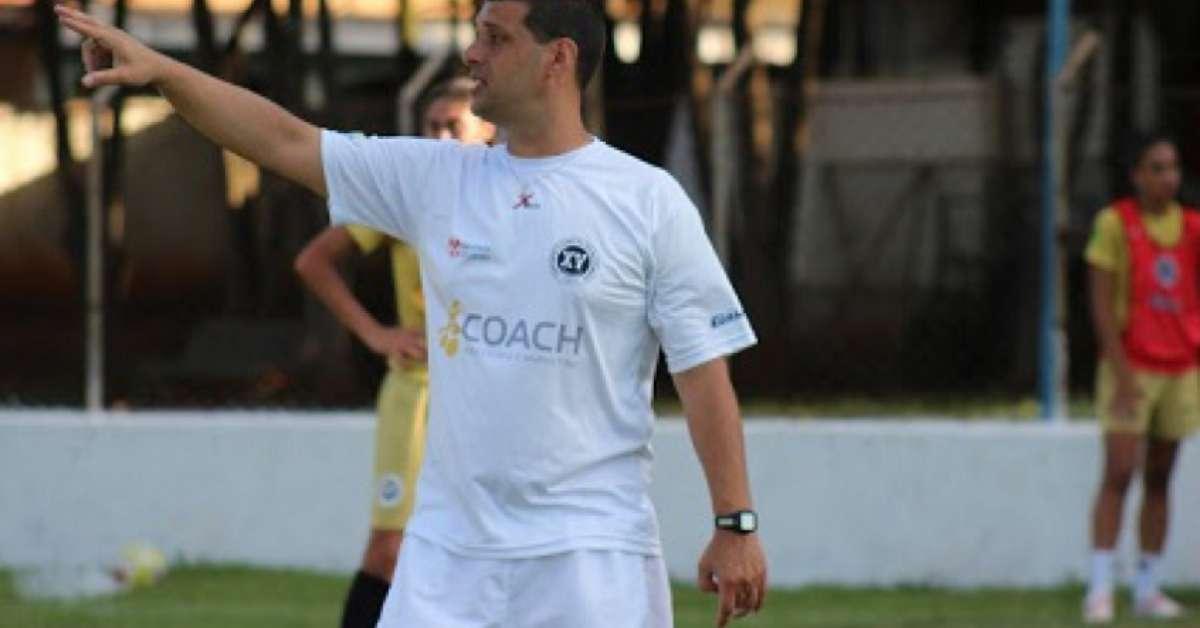 Cruzeiro Contrata Marcelo Frigerio Como Novo Tecnico Do Time Feminino