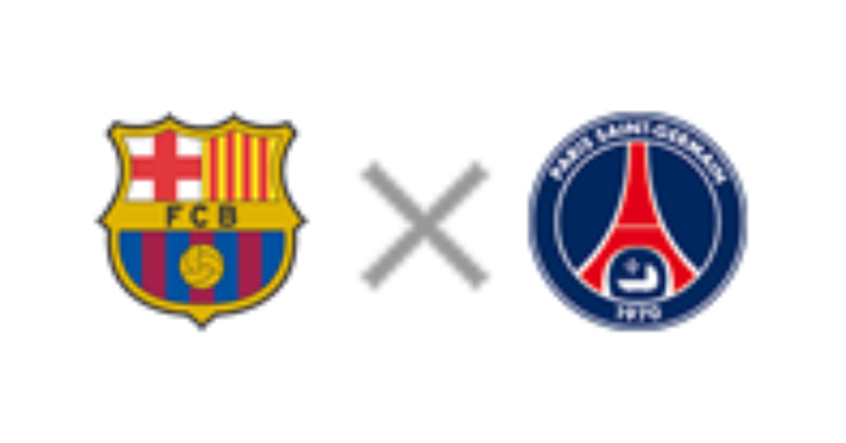 Barcelona X Paris Saint Germain Ao Vivo Liga Dos