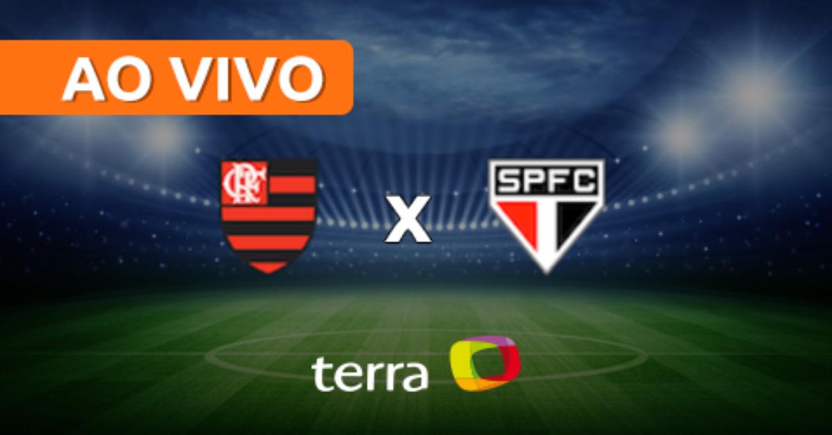 Flamengo x São Paulo - Ao vivo - Brasileiro Série A ...