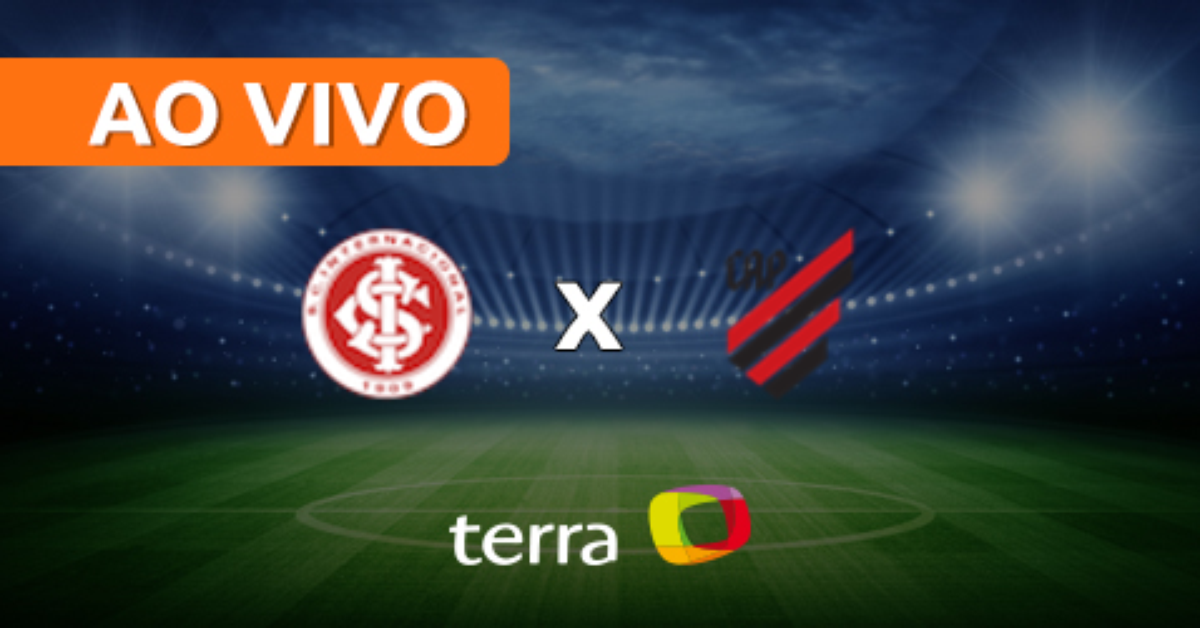 Internacional X Athletico Pr Ao Vivo Brasileiro Serie A Minuto A Minuto Terra