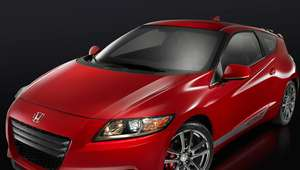 Fotos Honda CR-Z HPD Street Performance Concept Supercharged