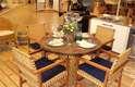 Em seu projeto, a arquiteta Maria Helena Torres utilizou móveis de madeira, que, segundo ela, são aconchegantes