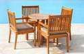 As madeiras mais resistentes para áreas externas são teca, ipê, jatobá e eucalipto