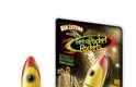 Foguete: o Retro Pocket Rockets, da Big Teaze Toys, é um vibrador à prova d'água. O produto vem com uma base no formato da superfície lunar, onde é possível encaixá-lo transformando o vibrador em um objeto decorativo. R$ 132,90, na Sexshop Online