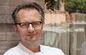 O chef Andrew Carmelini, de Nova York, vai mostrar seus conhecimentos com a culinária italiana em um dos jantares do festival, ao lado de Nigella Lawson